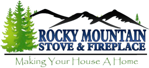 Rocky Mountain Stove and Fireplace Logo